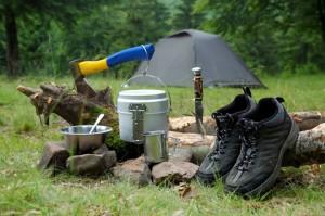 camping supplies